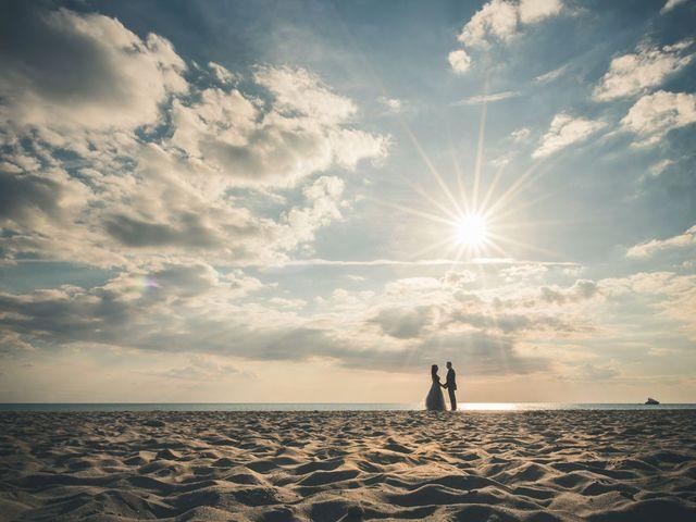 Le nozze di Ylenia e Daniele