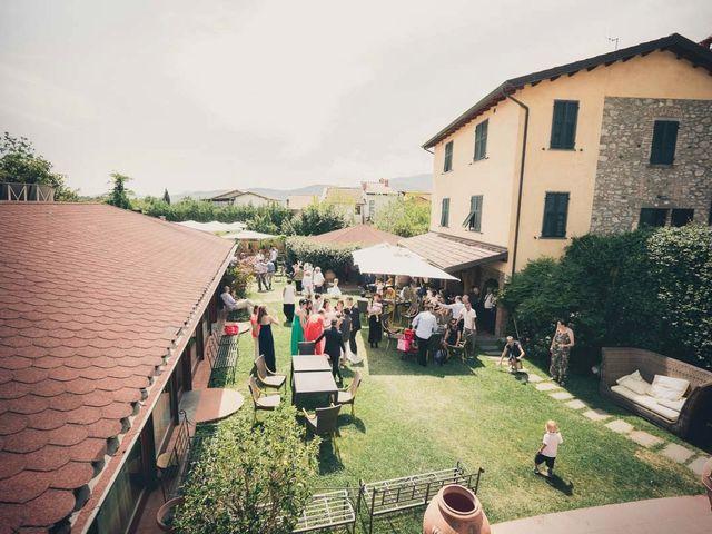 Il matrimonio di Daniele e Ylenia a Licciana Nardi, Massa Carrara 25