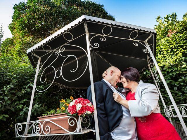 Le nozze di Manola e Massi