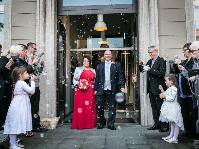 Il matrimonio di Massi e Manola a Pontirolo Nuovo, Bergamo 3