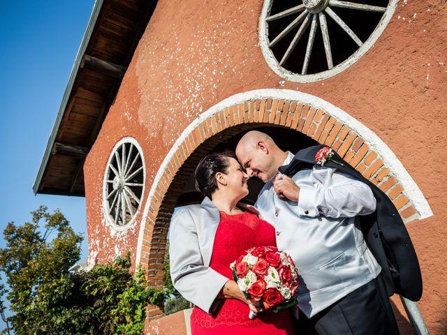 Il matrimonio di Massi e Manola a Pontirolo Nuovo, Bergamo 5