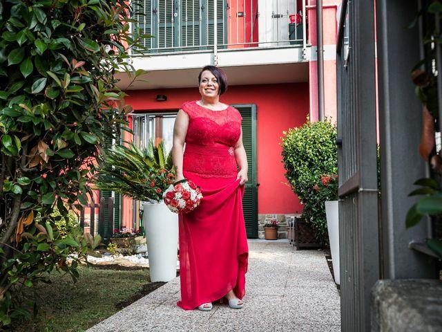 Il matrimonio di Massi e Manola a Pontirolo Nuovo, Bergamo 12
