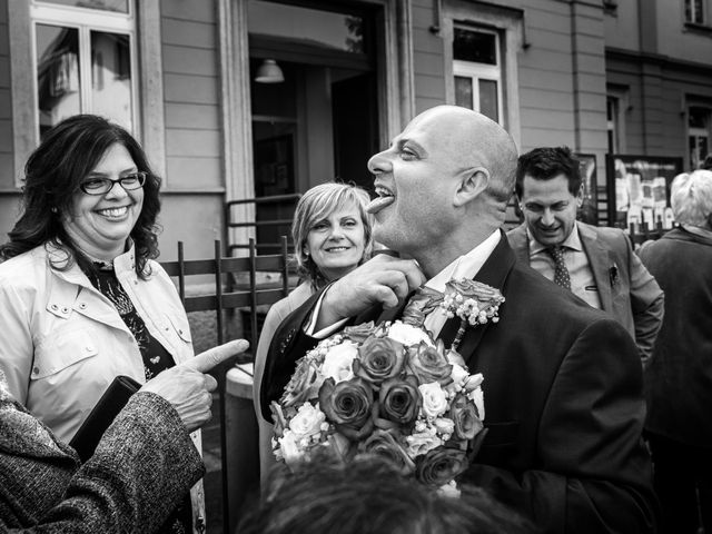 Il matrimonio di Massi e Manola a Pontirolo Nuovo, Bergamo 15