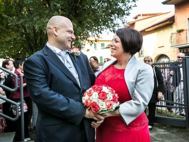 Il matrimonio di Massi e Manola a Pontirolo Nuovo, Bergamo 26