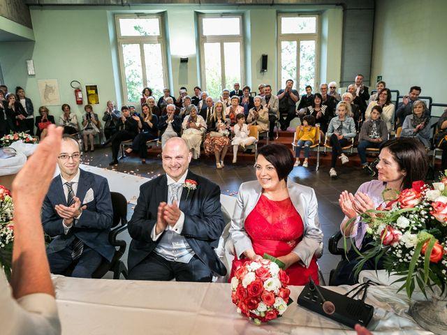 Il matrimonio di Massi e Manola a Pontirolo Nuovo, Bergamo 27
