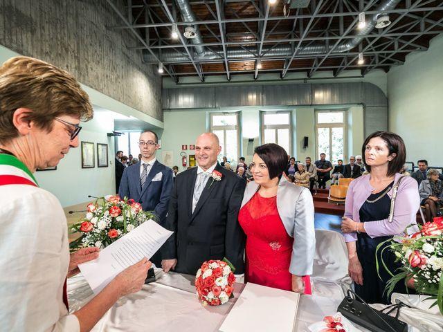 Il matrimonio di Massi e Manola a Pontirolo Nuovo, Bergamo 30