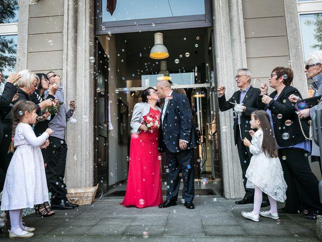 Il matrimonio di Massi e Manola a Pontirolo Nuovo, Bergamo 32