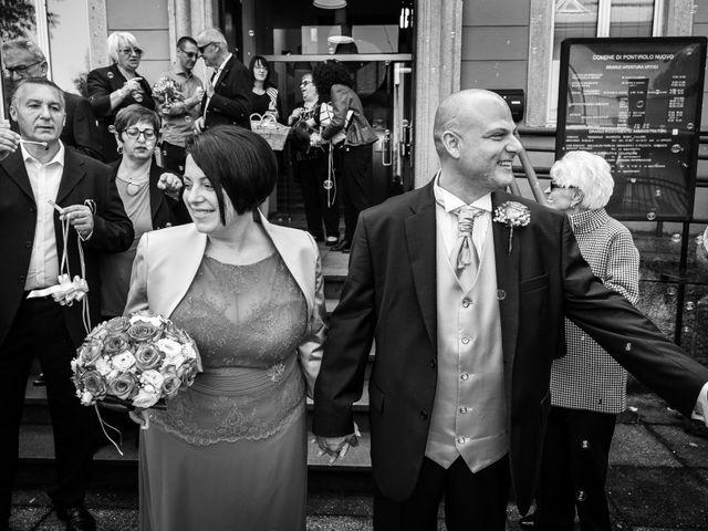 Il matrimonio di Massi e Manola a Pontirolo Nuovo, Bergamo 34
