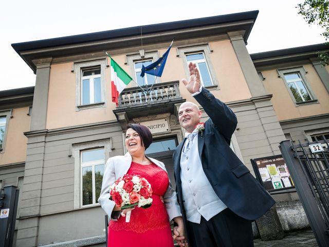Il matrimonio di Massi e Manola a Pontirolo Nuovo, Bergamo 39
