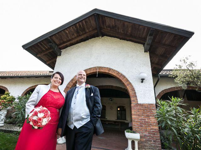 Il matrimonio di Massi e Manola a Pontirolo Nuovo, Bergamo 45