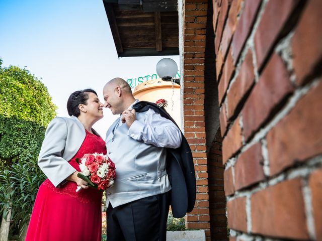 Il matrimonio di Massi e Manola a Pontirolo Nuovo, Bergamo 48