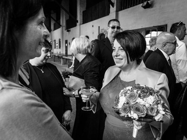 Il matrimonio di Massi e Manola a Pontirolo Nuovo, Bergamo 49