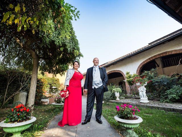 Il matrimonio di Massi e Manola a Pontirolo Nuovo, Bergamo 54