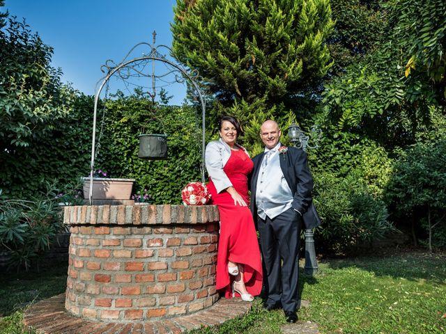 Il matrimonio di Massi e Manola a Pontirolo Nuovo, Bergamo 59