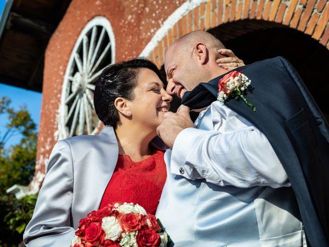 Il matrimonio di Massi e Manola a Pontirolo Nuovo, Bergamo 62