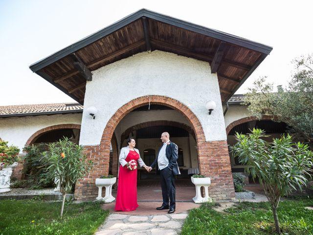 Il matrimonio di Massi e Manola a Pontirolo Nuovo, Bergamo 65