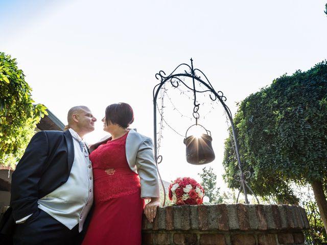 Il matrimonio di Massi e Manola a Pontirolo Nuovo, Bergamo 67