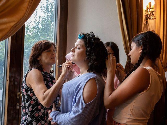Il matrimonio di Davide e Irene a San Casciano in Val di Pesa, Firenze 5