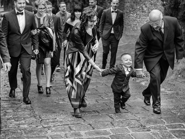 Il matrimonio di Davide e Irene a San Casciano in Val di Pesa, Firenze 15