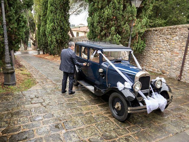 Il matrimonio di Davide e Irene a San Casciano in Val di Pesa, Firenze 18