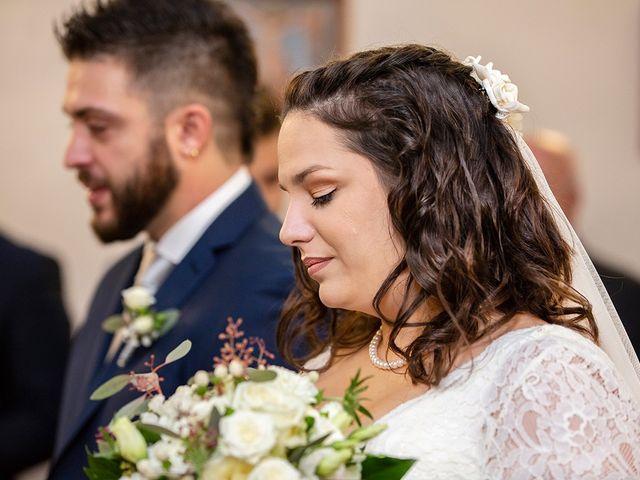 Il matrimonio di Davide e Irene a San Casciano in Val di Pesa, Firenze 23