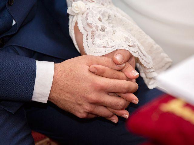 Il matrimonio di Davide e Irene a San Casciano in Val di Pesa, Firenze 25