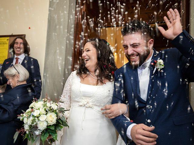 Il matrimonio di Davide e Irene a San Casciano in Val di Pesa, Firenze 33