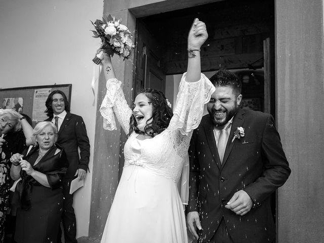 Il matrimonio di Davide e Irene a San Casciano in Val di Pesa, Firenze 34