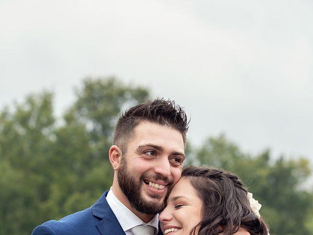 Il matrimonio di Davide e Irene a San Casciano in Val di Pesa, Firenze 37