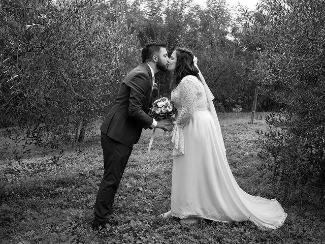 Il matrimonio di Davide e Irene a San Casciano in Val di Pesa, Firenze 38