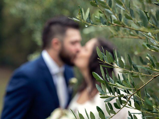 Il matrimonio di Davide e Irene a San Casciano in Val di Pesa, Firenze 43