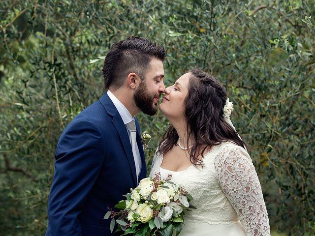Il matrimonio di Davide e Irene a San Casciano in Val di Pesa, Firenze 44