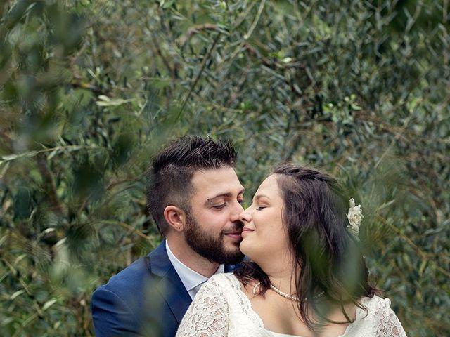 Il matrimonio di Davide e Irene a San Casciano in Val di Pesa, Firenze 45