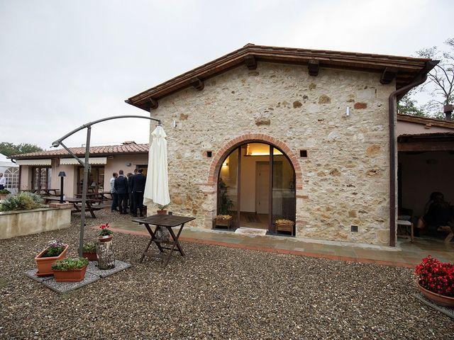 Il matrimonio di Davide e Irene a San Casciano in Val di Pesa, Firenze 48