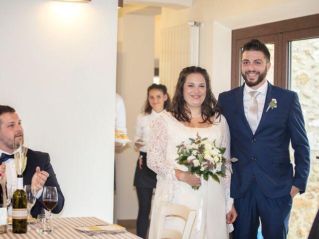 Il matrimonio di Davide e Irene a San Casciano in Val di Pesa, Firenze 52