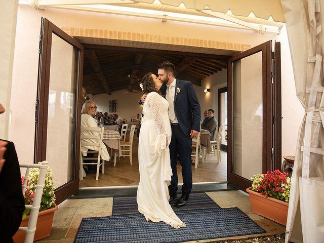 Il matrimonio di Davide e Irene a San Casciano in Val di Pesa, Firenze 53
