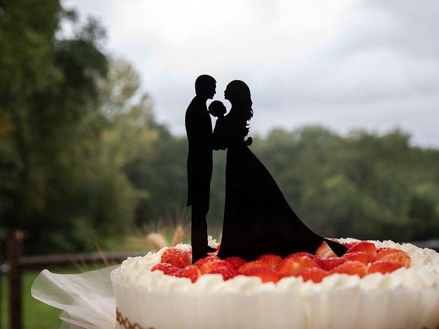 Il matrimonio di Davide e Irene a San Casciano in Val di Pesa, Firenze 56