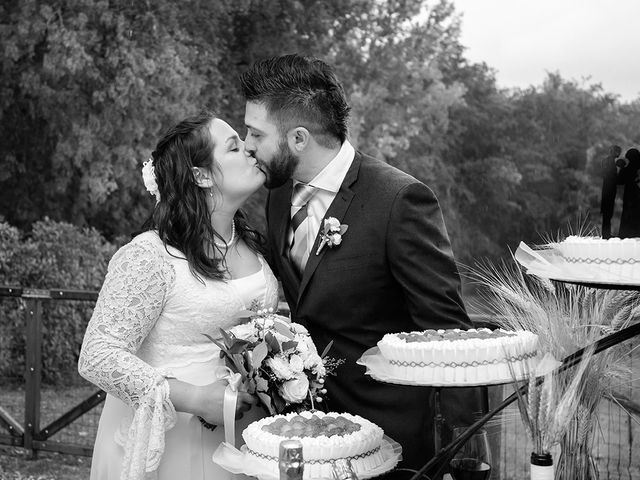 Il matrimonio di Davide e Irene a San Casciano in Val di Pesa, Firenze 59