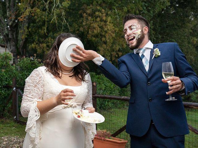 Il matrimonio di Davide e Irene a San Casciano in Val di Pesa, Firenze 61