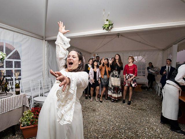 Il matrimonio di Davide e Irene a San Casciano in Val di Pesa, Firenze 62