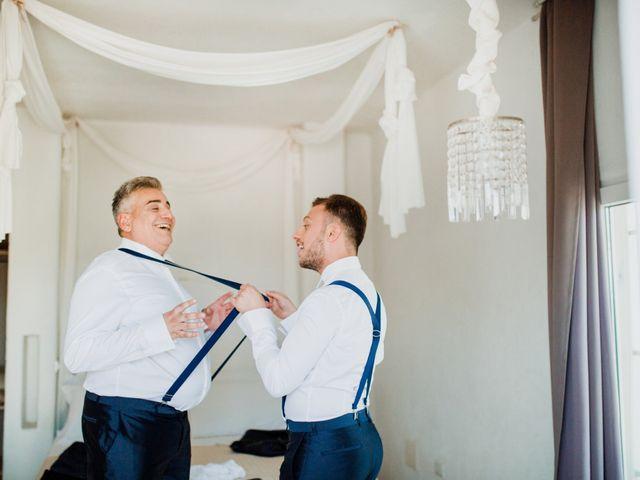 Il matrimonio di Giovanni e Piero a Ostuni, Brindisi 6