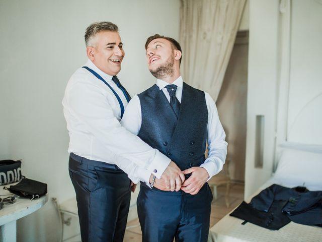 Il matrimonio di Giovanni e Piero a Ostuni, Brindisi 15