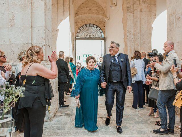 Il matrimonio di Giovanni e Piero a Ostuni, Brindisi 25