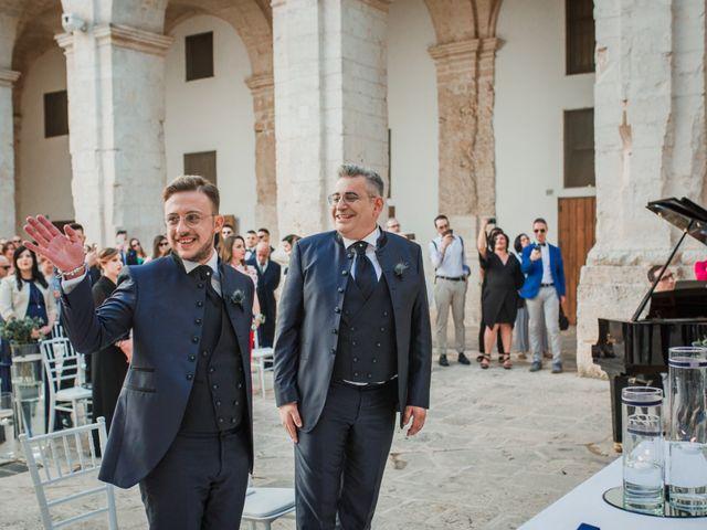 Il matrimonio di Giovanni e Piero a Ostuni, Brindisi 27