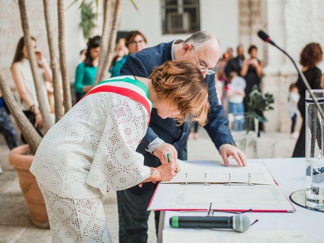 Il matrimonio di Giovanni e Piero a Ostuni, Brindisi 35
