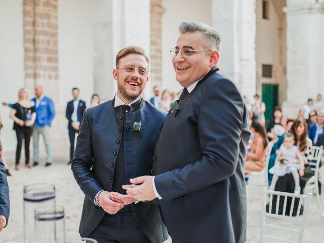 Il matrimonio di Giovanni e Piero a Ostuni, Brindisi 38