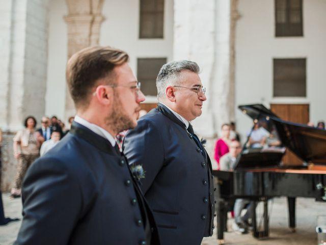 Il matrimonio di Giovanni e Piero a Ostuni, Brindisi 43