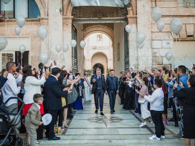 Il matrimonio di Giovanni e Piero a Ostuni, Brindisi 46