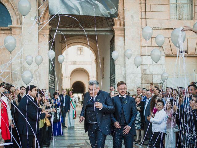 Il matrimonio di Giovanni e Piero a Ostuni, Brindisi 47