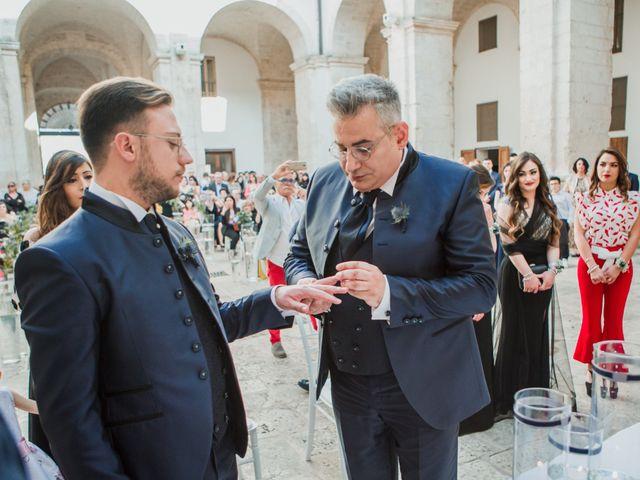 Il matrimonio di Giovanni e Piero a Ostuni, Brindisi 52